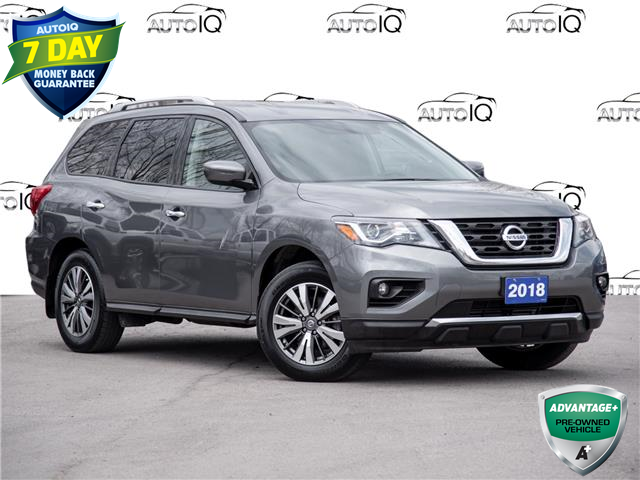 2018 Nissan Pathfinder SV Tech (Stk: 50-134X) in St. Catharines - Image 1 of 25