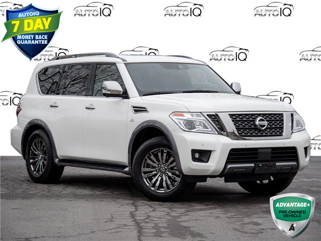 2018 Nissan Armada Platinum (Stk: 50-148) in St. Catharines - Image 1 of 29