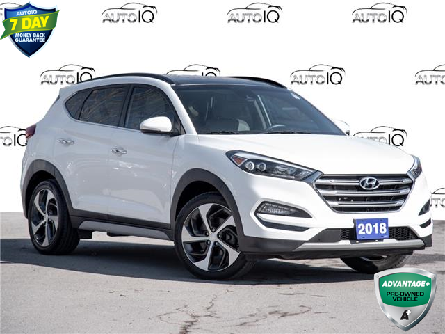 2018 Hyundai Tucson Ultimate 1.6T (Stk: 50-141) in St. Catharines - Image 1 of 29