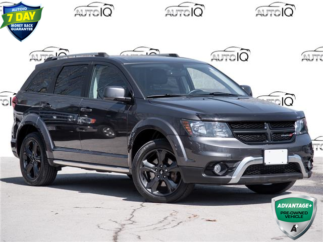 2018 Dodge Journey Crossroad (Stk: 80-91) in St. Catharines - Image 1 of 27