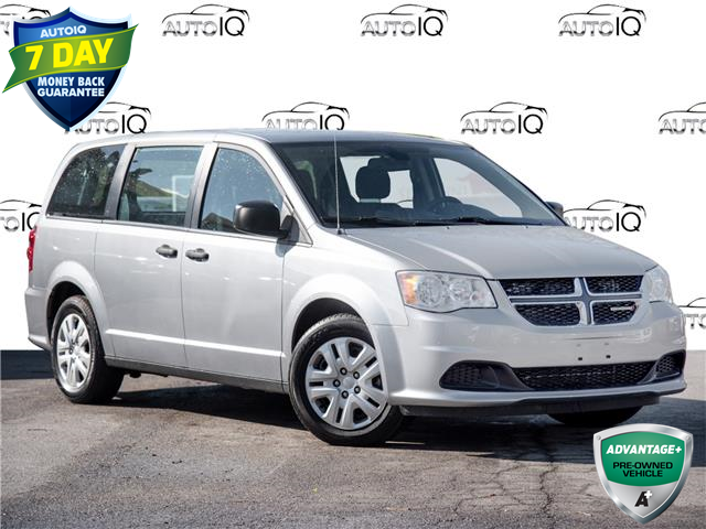 2019 Dodge Grand Caravan CVP/SXT (Stk: 80-132JX) in St. Catharines - Image 1 of 24