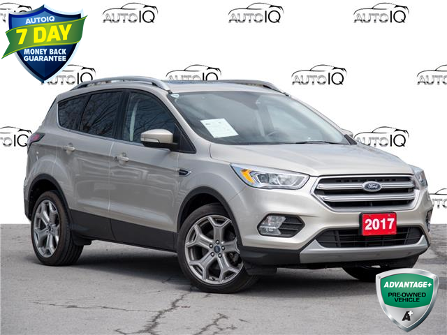 2017 Ford Escape Titanium (Stk: 80-136) in St. Catharines - Image 1 of 26