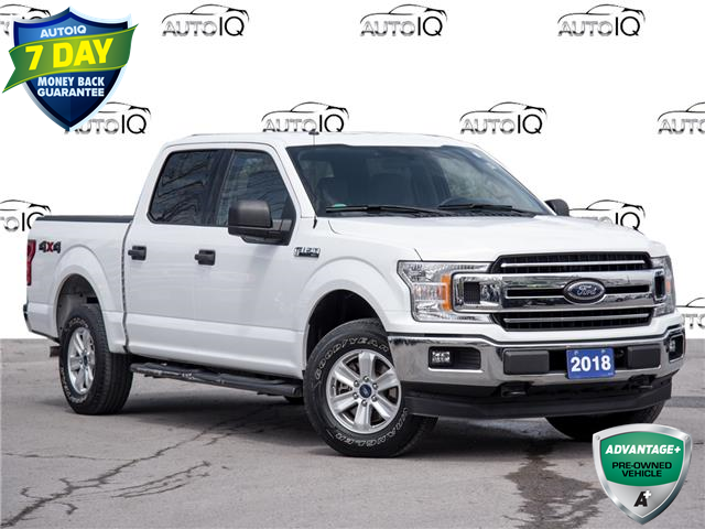 2018 Ford F-150 XLT (Stk: EL778) in St. Catharines - Image 1 of 25