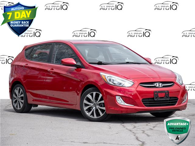 2015 Hyundai Accent SE (Stk: 50-159) in St. Catharines - Image 1 of 25