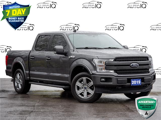 2019 Ford F-150 Lariat (Stk: 50-145) in St. Catharines - Image 1 of 26