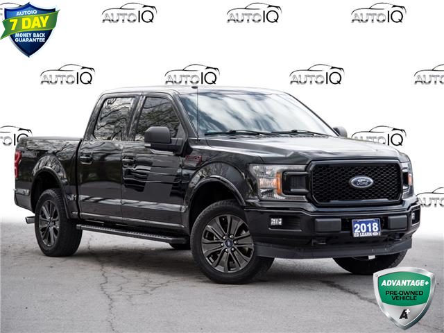 2018 Ford F-150 XLT (Stk: 50-166) in St. Catharines - Image 1 of 26