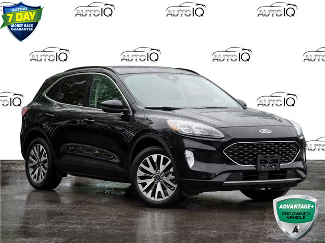 2020 Ford Escape Titanium Hybrid (Stk: 80-155R) in St. Catharines - Image 1 of 28