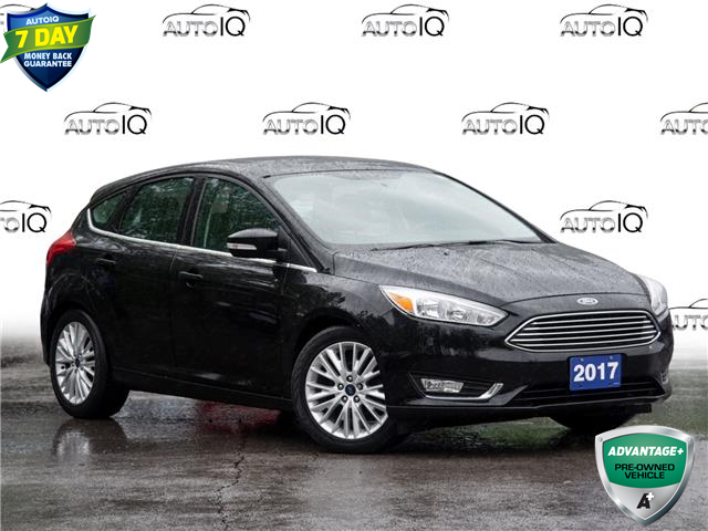 2017 Ford Focus Titanium (Stk: 50-180) in St. Catharines - Image 1 of 29