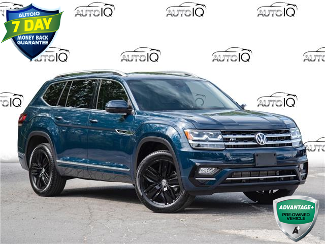 2019 Volkswagen Atlas 3.6 FSI Execline (Stk: 50-184) in St. Catharines - Image 1 of 30