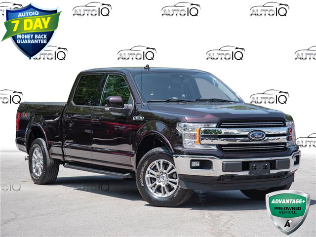 2019 Ford F-150 Lariat (Stk: 603081) in St. Catharines - Image 1 of 25