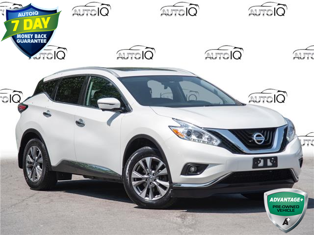 2016 Nissan Murano SL (Stk: 50-195X) in St. Catharines - Image 1 of 28