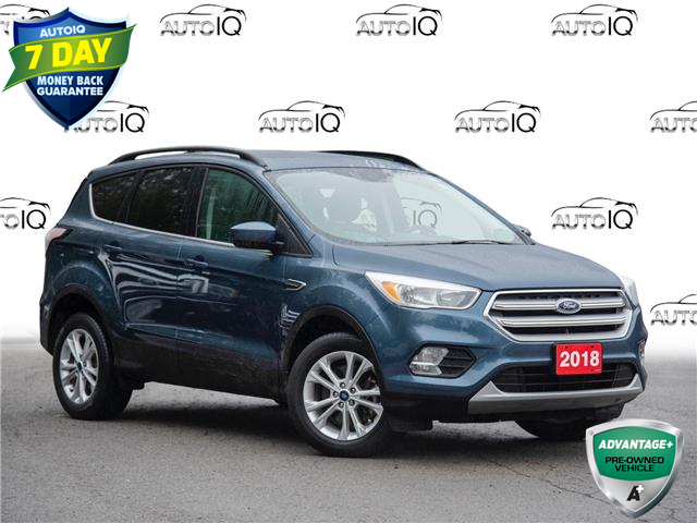 2018 Ford Escape SE (Stk: 603099) in St. Catharines - Image 1 of 26