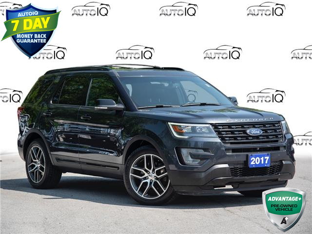 2017 Ford Explorer Sport (Stk: 80-192) in St. Catharines - Image 1 of 30