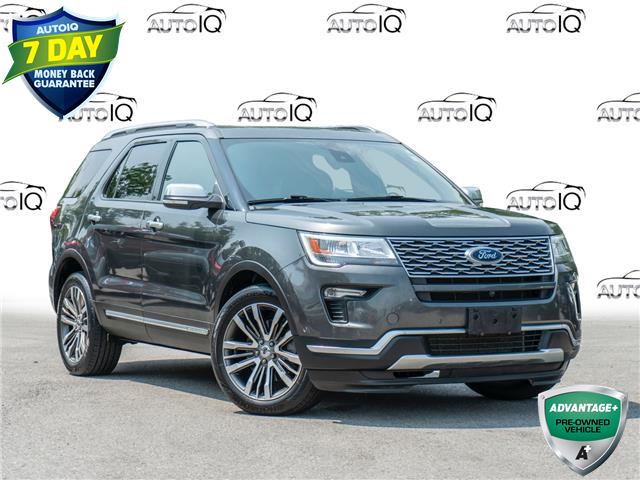 2019 Ford Explorer Platinum (Stk: 603130) in St. Catharines - Image 1 of 30