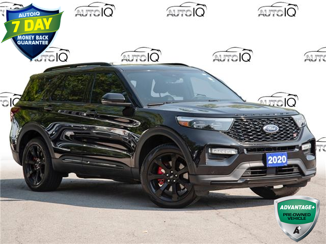 2020 Ford Explorer ST (Stk: 50-254) in St. Catharines - Image 1 of 28