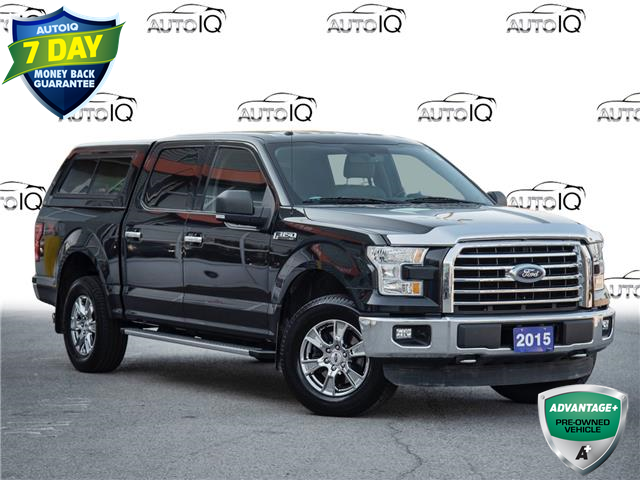 2015 Ford F-150 XLT (Stk: 50-272) in St. Catharines - Image 1 of 25