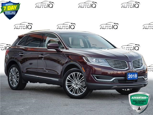 2018 Lincoln MKX Reserve (Stk: 603136) in St. Catharines - Image 1 of 25