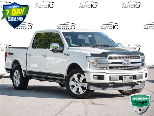2018 Ford F-150 Platinum (Stk: 50-291) in St. Catharines - Image 1 of 28