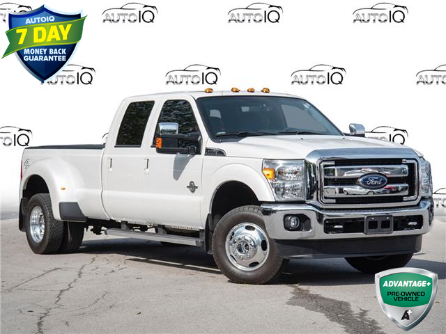 2016 Ford F-350 Lariat (Stk: 40-208) in St. Catharines - Image 1 of 27