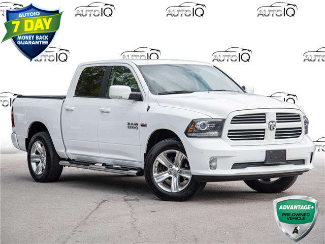 2017 RAM 1500 Sport (Stk: 40-207) in St. Catharines - Image 1 of 28