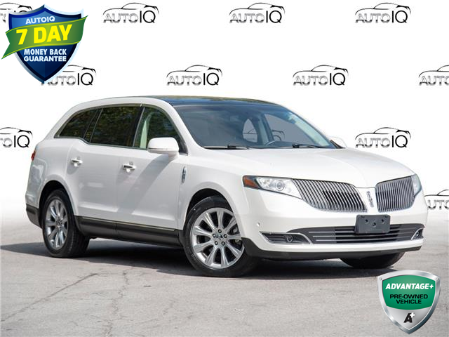 2013 Lincoln MKT EcoBoost (Stk: 80-264X) in St. Catharines - Image 1 of 28