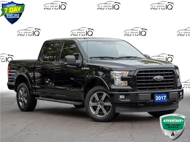 2017 Ford F-150 XLT (Stk: 40-214X) in St. Catharines - Image 1 of 25