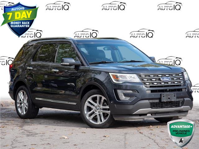 2017 Ford Explorer Limited (Stk: 40-216J) in St. Catharines - Image 1 of 26
