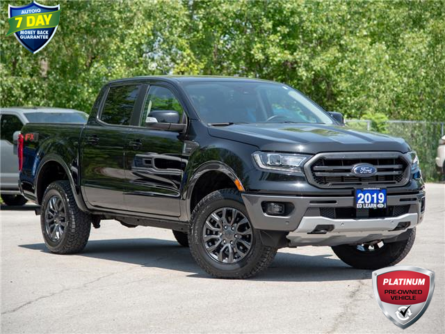 2019 Ford Ranger Lariat (Stk: 602883) in St. Catharines - Image 1 of 21