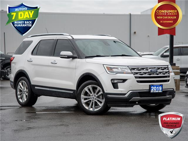 2019 Ford Explorer Limited (Stk: 602872) in St. Catharines - Image 1 of 22