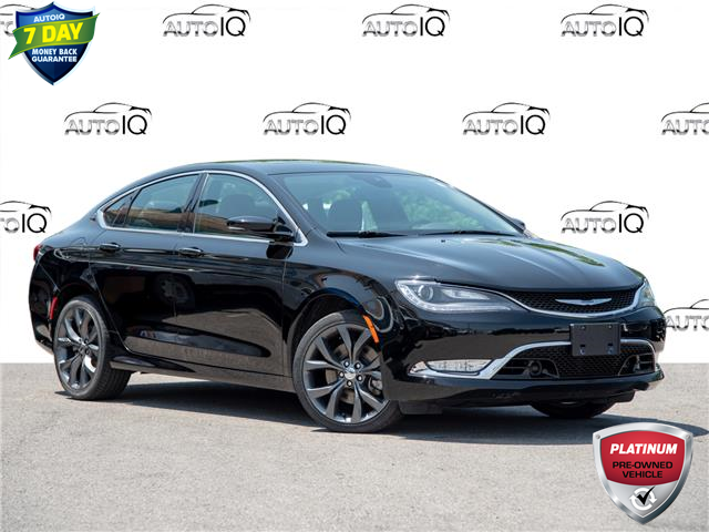 2015 Chrysler 200 C (Stk: 602814T) in St. Catharines - Image 1 of 22