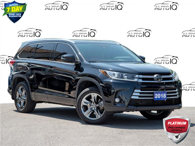 2018 Toyota Highlander Limited (Stk: 802851) in St. Catharines - Image 1 of 22