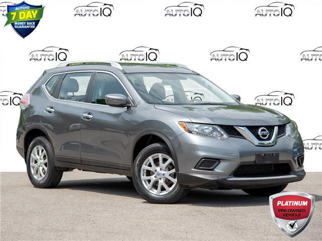 2016 Nissan Rogue SV (Stk: 20F1486T1) in St. Catharines - Image 1 of 20