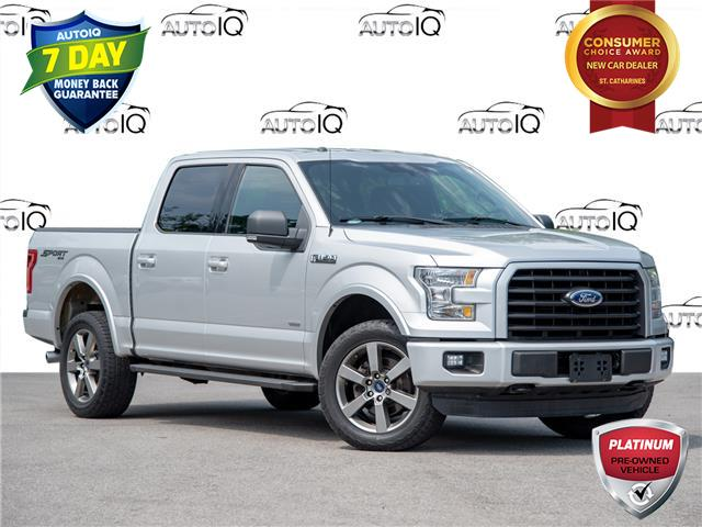 2016 Ford F-150 XLT (Stk: 802856) in St. Catharines - Image 1 of 21