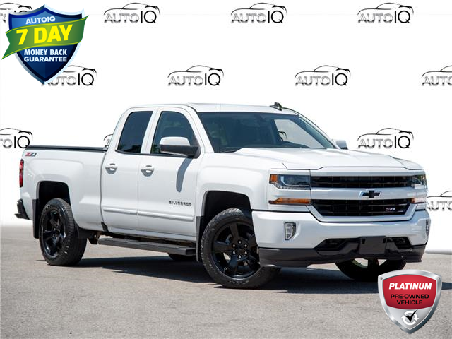 2017 Chevrolet Silverado 1500 2LT (Stk: 802858) in St. Catharines - Image 1 of 23