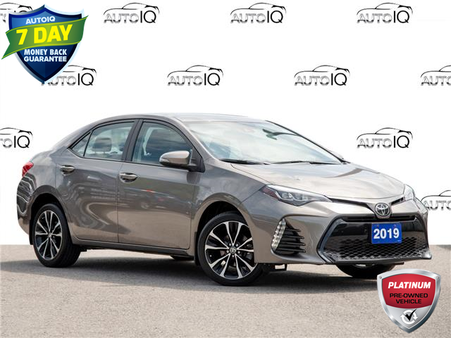 2019 Toyota Corolla SE (Stk: 802863) in St. Catharines - Image 1 of 27