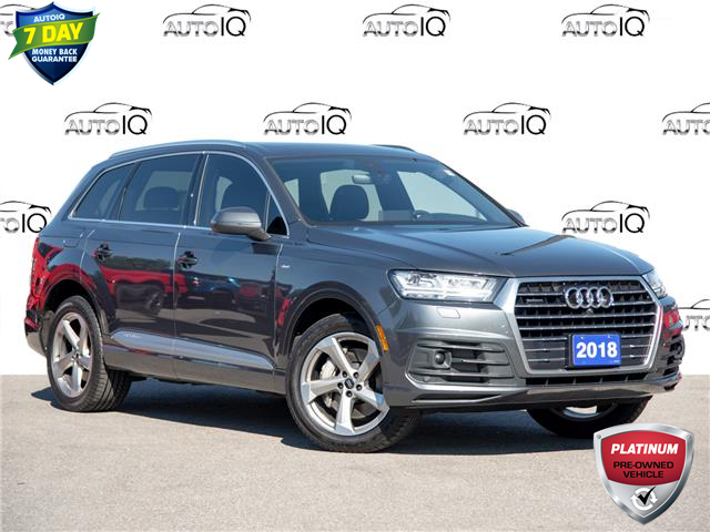 2018 Audi Q7 3.0T Technik (Stk: 20AV679T) in St. Catharines - Image 1 of 22