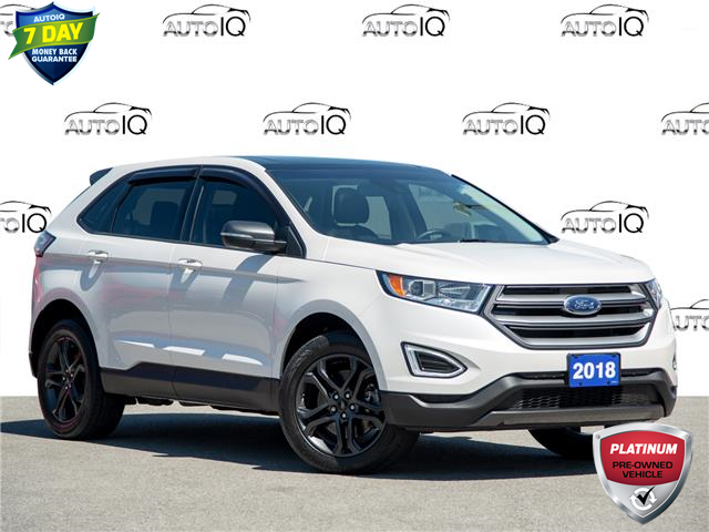 2018 Ford Edge SEL (Stk: 20F1683T) in St. Catharines - Image 1 of 23