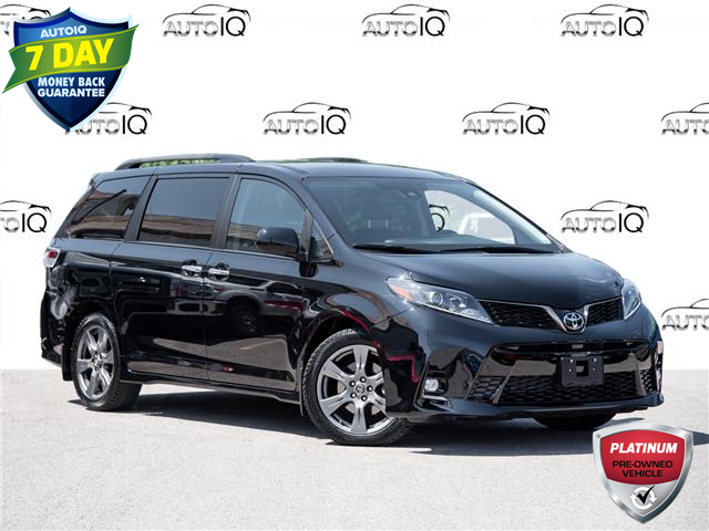 2020 Toyota Sienna SE 8-Passenger (Stk: 802874) in St. Catharines - Image 1 of 25