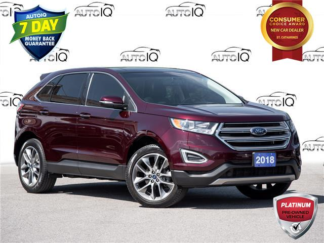 2018 Ford Edge Titanium (Stk: 20ED333T) in St. Catharines - Image 1 of 26