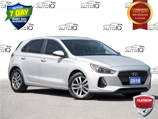 2018 Hyundai Elantra GT GL (Stk: 20F1492T) in St. Catharines - Image 1 of 21