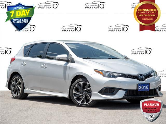 2016 Scion iM Base (Stk: 20MU190T) in St. Catharines - Image 1 of 24