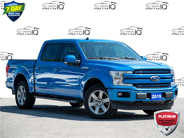 2019 Ford F-150 Lariat (Stk: 20F1722T) in St. Catharines - Image 1 of 28