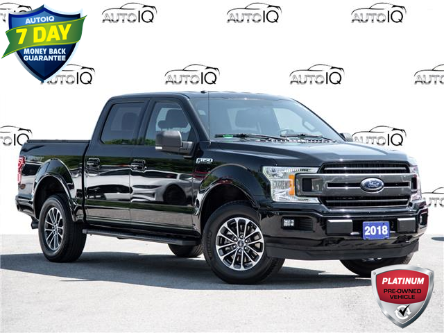 2018 Ford F-150 XLT (Stk: 20FU617T) in St. Catharines - Image 1 of 28
