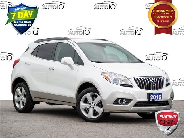 2016 Buick Encore Premium (Stk: 20F1328T) in St. Catharines - Image 1 of 27