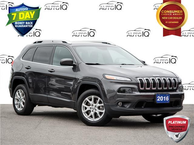2016 Jeep Cherokee North (Stk: 20F1622T) in St. Catharines - Image 1 of 25