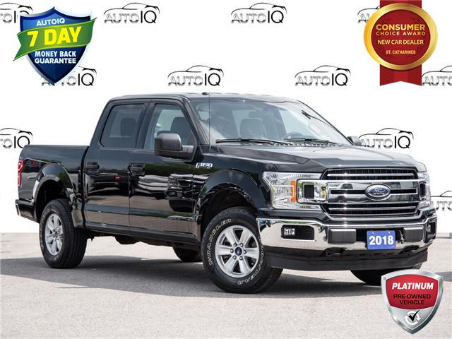 2018 Ford F-150 XLT (Stk: 602915) in St. Catharines - Image 1 of 26
