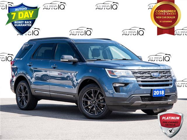 2018 Ford Explorer XLT (Stk: 20EX652T) in St. Catharines - Image 1 of 28