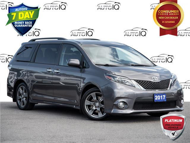 2017 Toyota Sienna SE 8 Passenger (Stk: 20F1810T) in St. Catharines - Image 1 of 28