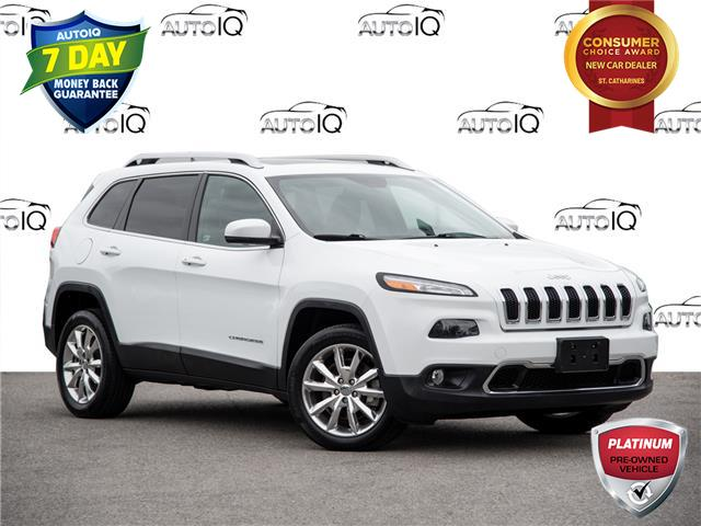 2014 Jeep Cherokee Limited (Stk: 802884T) in St. Catharines - Image 1 of 22
