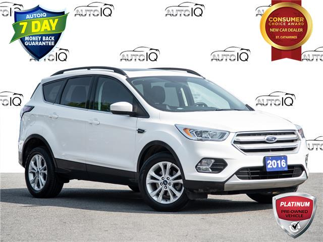 2018 Ford Escape SEL (Stk: 602930) in St. Catharines - Image 1 of 27